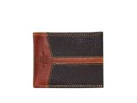 0b34d0a413 Ανδρικό δερμάτινο πορτοφόλι Καφέ COVERI 0750-250E